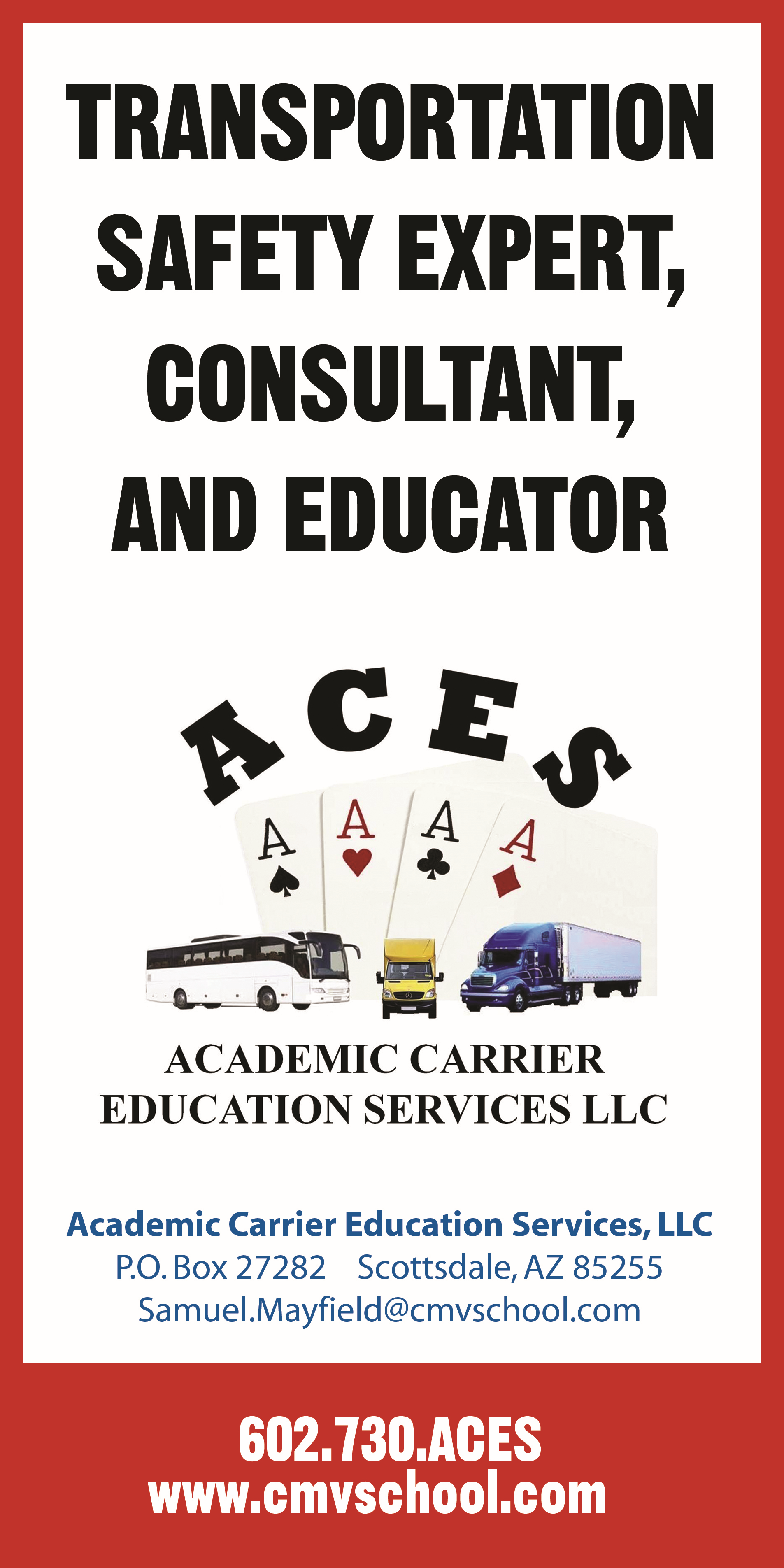 ACES Ad